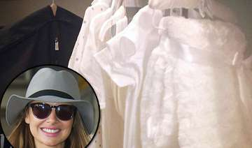 nadine coyle in talks over clothing line for...