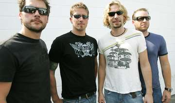 nickelback we don t follow music trends - India TV