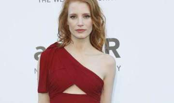 not playing hillary clinton role jessica chastain...