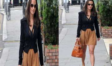 pippa middleton to write for magazine - India TV