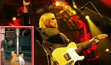 police find stolen guitars of tom petty and band...