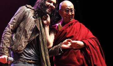 post divorce russell brand considered turning...