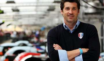 racing keeps me alive patrick dempsey - India TV