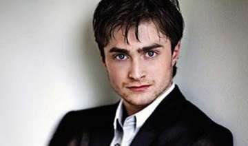 radcliffe glad about being recognised as himself...