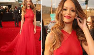 rihanna unveils second high street collection -...