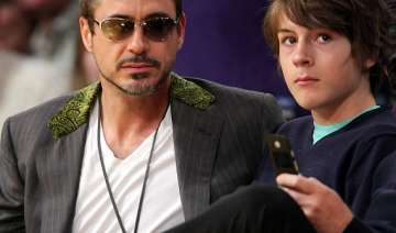 drug treatment for downey jr. s son - India TV