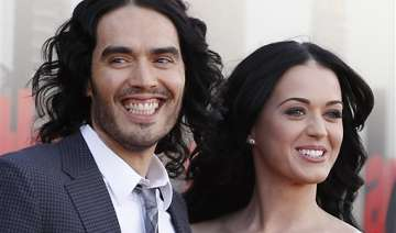 russell brand katy perry to divorce - India TV