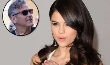 selena gomez has crush on george clooney - India...