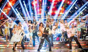 strictly come dancing to get special bafta honour...