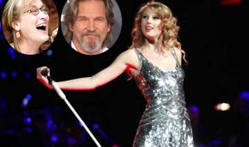 taylor swift to work with meryl streep and jeff...