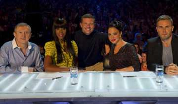 the x factor judges create spoof video - India TV