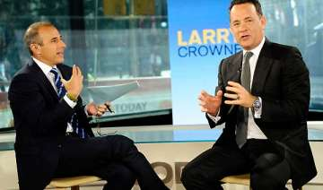 tom hanks heads back to school with larry crowne...
