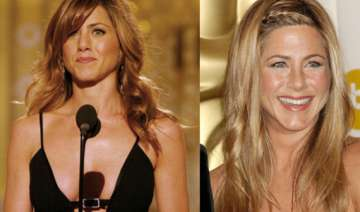 when jennifer aniston ditched her sleek style see...
