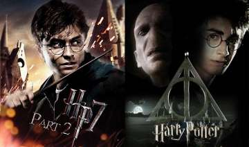 harry potter comes to an end - India TV