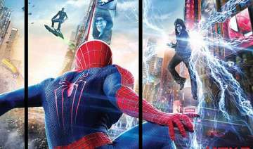 the amazing spider man 2 to release in india...