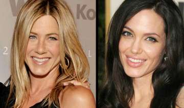 aniston jolie spat jennifer s new venture makes...