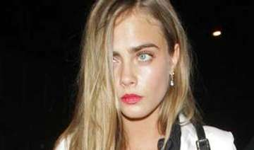 delevingne was terrified working with sylvia syms...