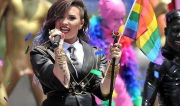 my grandad was gay and i m proud of him demi...