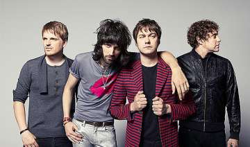 kasabian band s everest dream - India TV