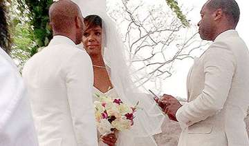 kelly rowland calls her wedding perfect - India TV