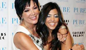kris jenner wants circus wedding for kourtney...