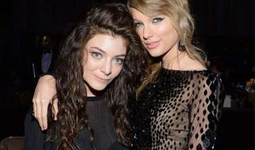 lorde taylor swift good role model - India TV