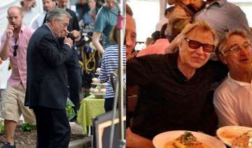 robert de niro stopped filming for world cup -...