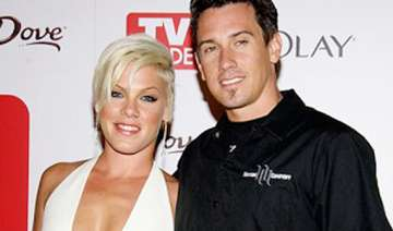 singer pink proud of her husband - India TV