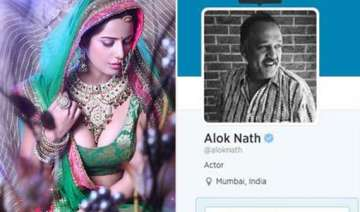 hot poonam pandey turns sanskari bahu as alok...