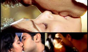 hottest kisses on indian television - India TV