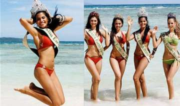 meet the cute contestants of miss earth 2009 -...