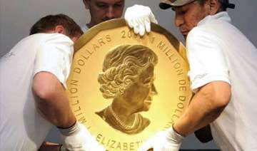 world s biggest gold coin auctioned for 2.68m -...