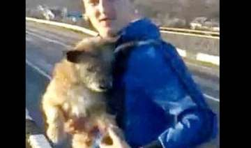 lithuanian who threw dog off bridge brought to...