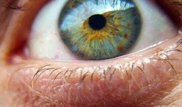 first human trials for stem cell blindness...