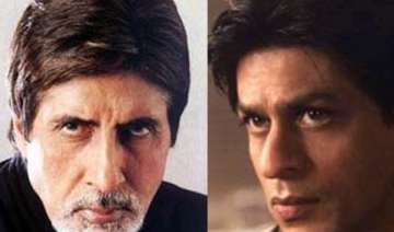 shah rukh fails to reply to b day wish from big b...