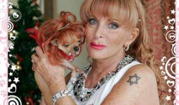 wealthy us heiress leaves millions for her dogs...