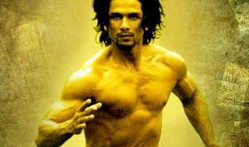 shahid takes a year to build eight packs - India...