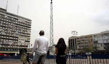 israeli attempts world record by standing on 89...