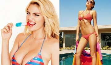 kate upton goes topless for gq photoshoot - India...