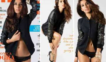 monica dogra bares all for fhm view pics - India...