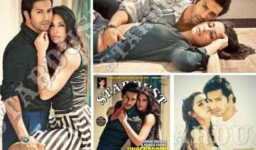 nargis fakhri varun dhawan s steamiest photoshoot...