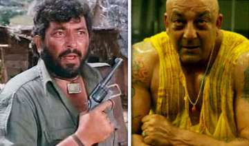 sanjay s role in agneepath is like that of gabbar...