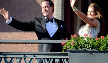a fairy tale wedding sweden s princess to wed...