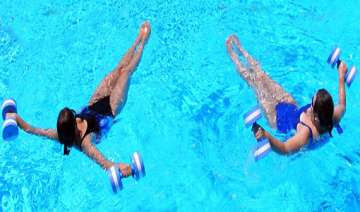 benefits of water workouts - India TV
