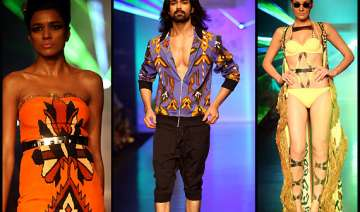 excited about exotic resort wear for men at lfw...