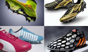 fifa world cup 2014 unique range of cleats this...