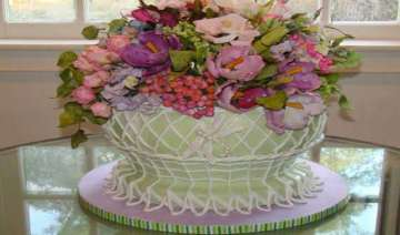 flower cakes a big hit in china - India TV