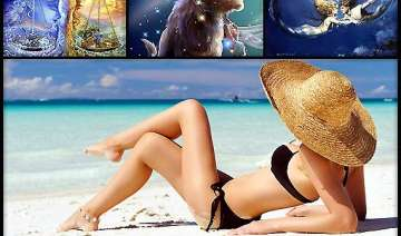 choose holiday destination on the basis of zodiac...