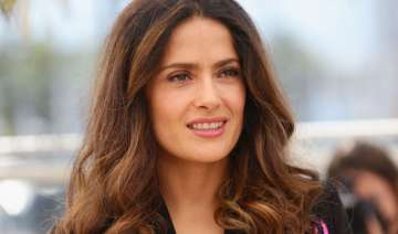 salma hayek has bone broth for youthful skin -...