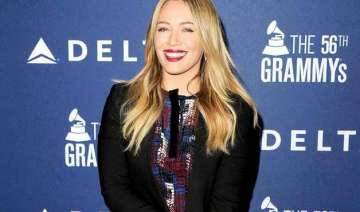 hilary duff doesn t want to be skinny - India TV